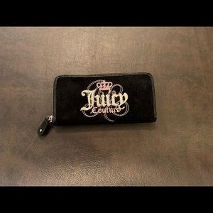 Juicy Couture Velvet Wallet